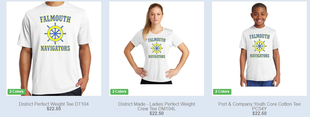 Navigators Shirts